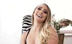 AJ Applegate In Ajs Mouthful Of Passion