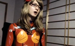 Petite teen amateur in uniform with spexappeal