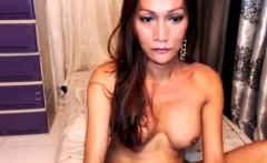 Mature mom with big boobs fucks a dildo