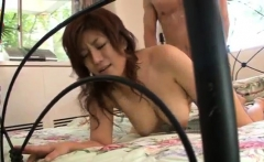 Serious Asian fuck along busty - More at hotajp.com