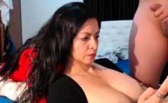 Big boobs amateur facial cumpilation