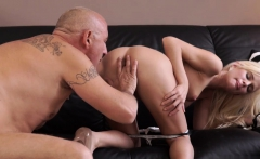 Old young bdsm first time Horny blondie wants to attempt som