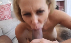 Teen gets pussy creampie and german milf Cherie Deville in I