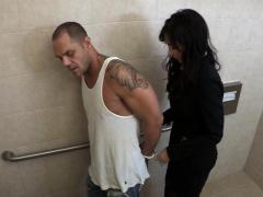 Diana Prince gets punished by Nacho Vidal