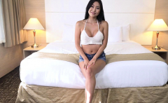 TeensDoPorn - Busty Asian Chick Gets Fucked Hard