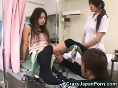 Perv At A Gynecology Clinic!
