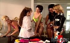 BRUCE SEVEN - Buttslammers 20 Scene 4
