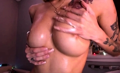 Jerk Off Instructors proposes you Fetish Porn sex mov