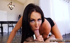 Huge boobs milf masturbation Hot MILF For His Birthday