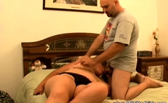 BBW Amateur Sex At Home With Wifey