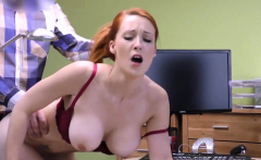 LOAN4K. Agent is ready to give busty hottie credit