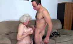 hairy old mom deep banged