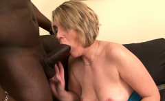 Sexy chick gets her asshole rammed by BBC