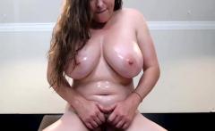 CamSoda - Elay Smith rides sybian and toys pussy with dildo