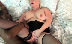 Pussy banged brit granny in stockings