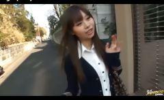 Cute Sexy Japanese Teen Makes Housecalls