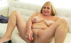 An older woman means fun part 361