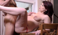 DEBT4k. Hardcore sex helps lonely mom pay for all