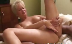 Creampie Mom Tracy at Interracial Party